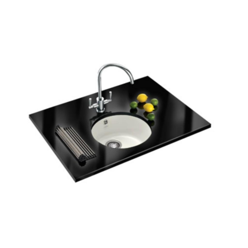 Franke Rotondo Ruk 110 Ceramic Undermount Sink Baker And