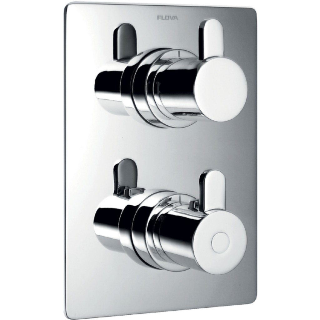 flova essence concealed shower valve with shut off valve est222
