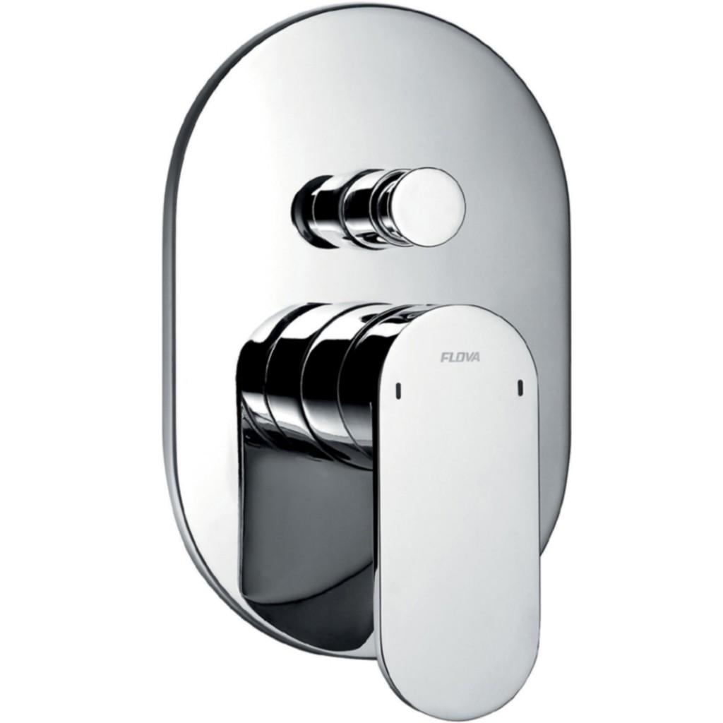 Flova Smart Concealed Manual Shower Valve 2 Way Diverter With Smart ...