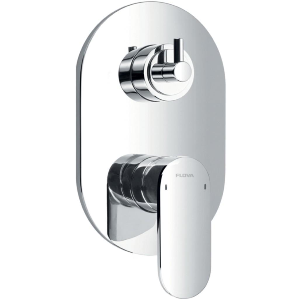 Flova Smart Concealed Manual Shower Valve With 3 Way Diverter ...