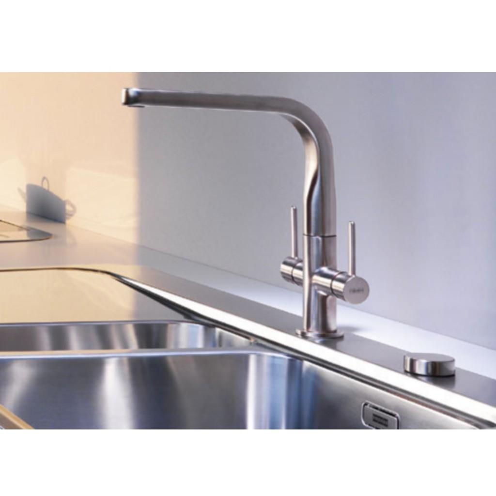 Kitchen Sink Zack: Franke Sinos Swivel Spout Kitchen Sink Mixer Tap