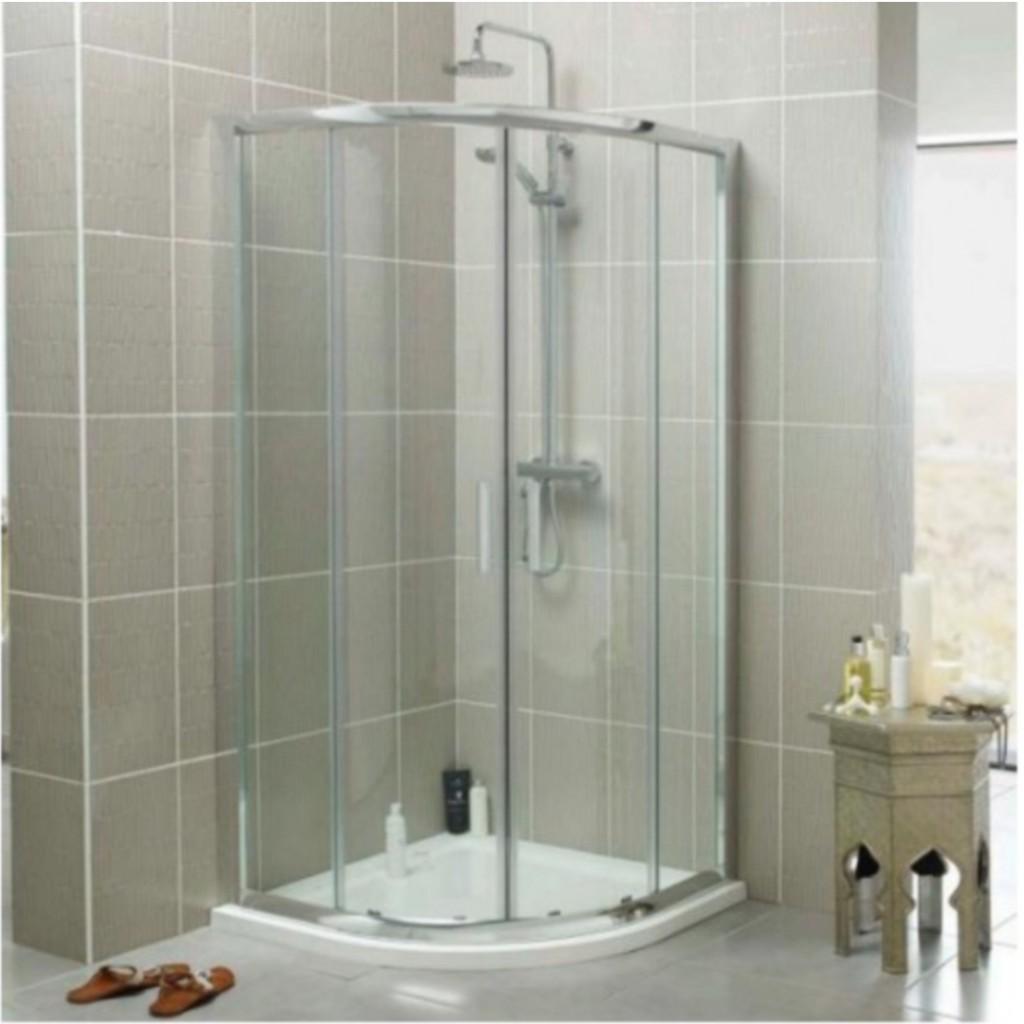 K Vit Koncept Quadrant Shower Enclosure Baker And Soars