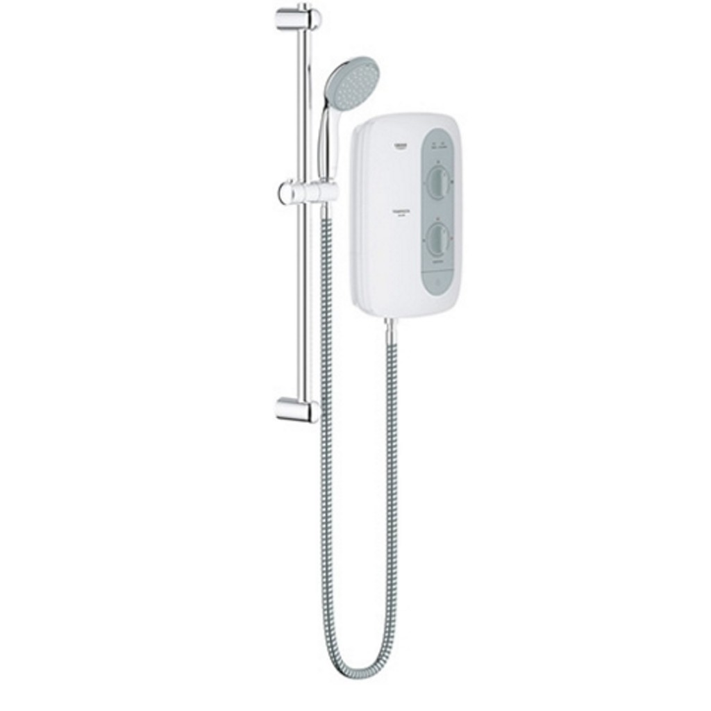 Grohe Tempesta 100 Electric Shower 8.5Kw Nighttime...