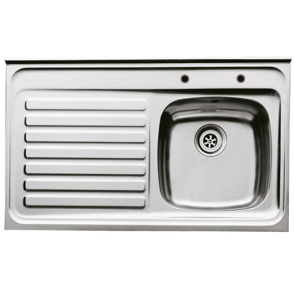 Kitchen Sink Zack: Northern Sink Supplies Single Bowl Single Drainer Sit On