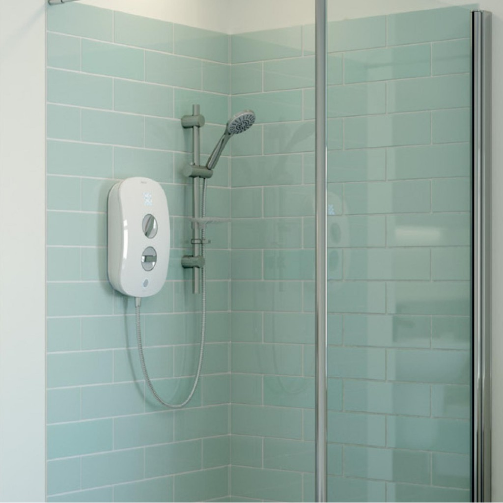 AKW iTherm Electric Shower - Baker and Soars
