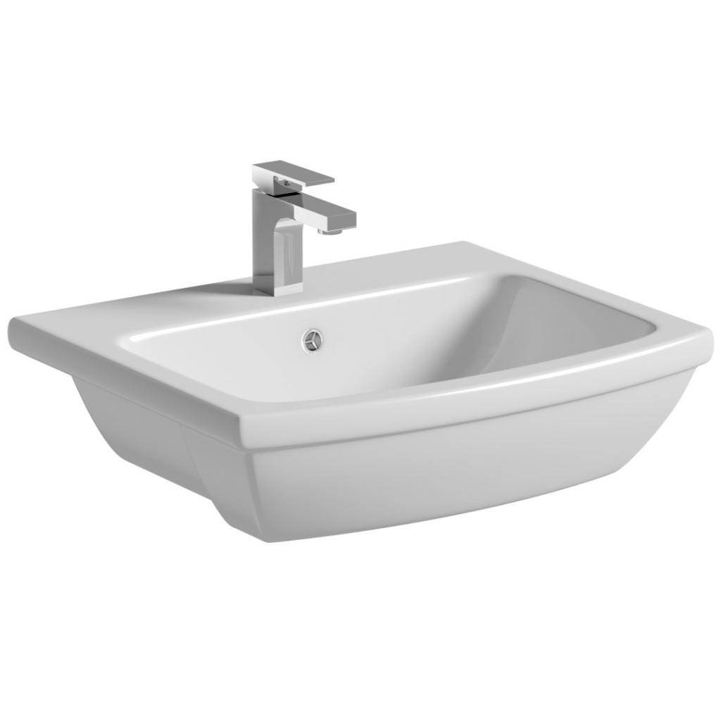 Mere Bathrooms Amor Semi Recessed Basin
