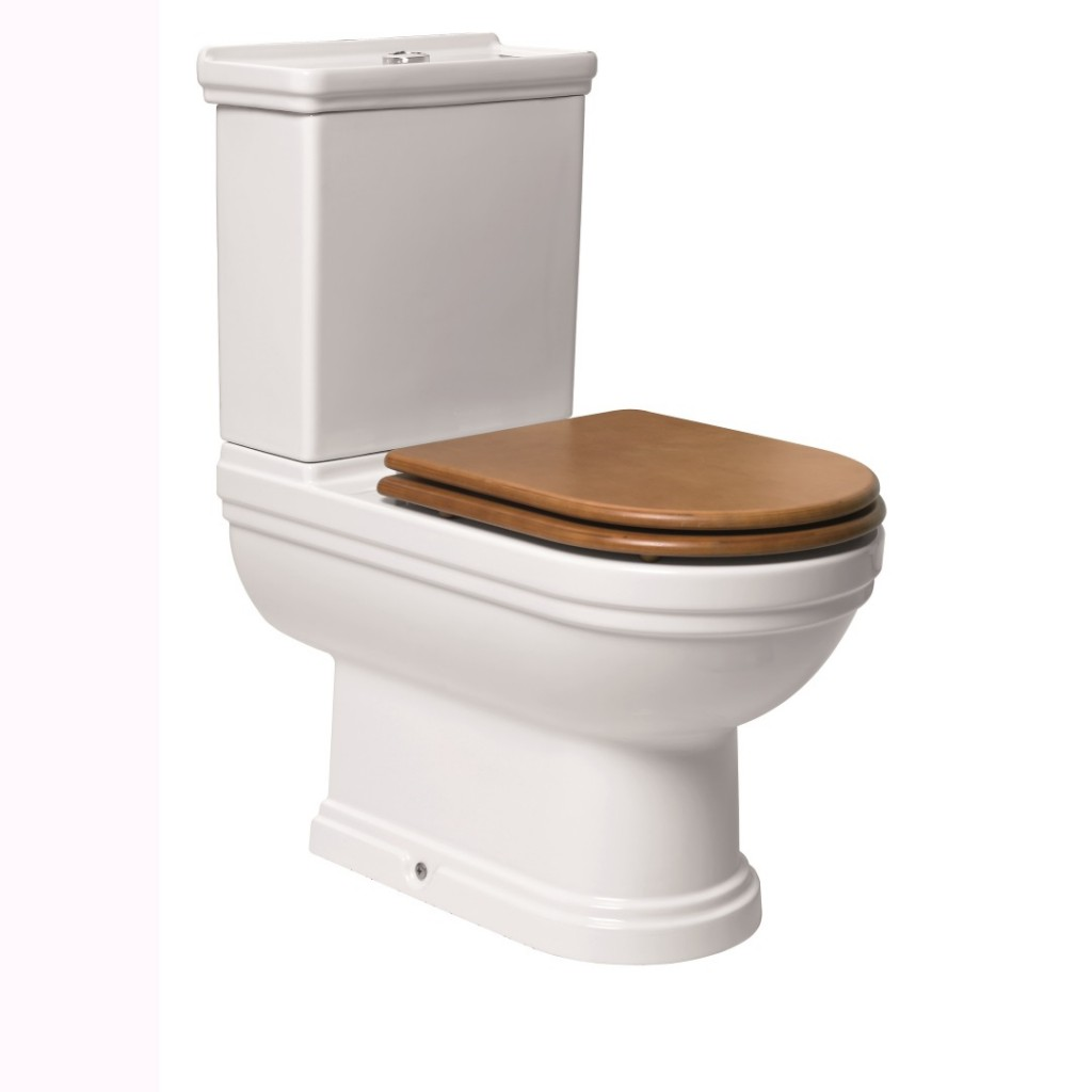 Mere Bathrooms Aristo WC Set - Baker and Soars