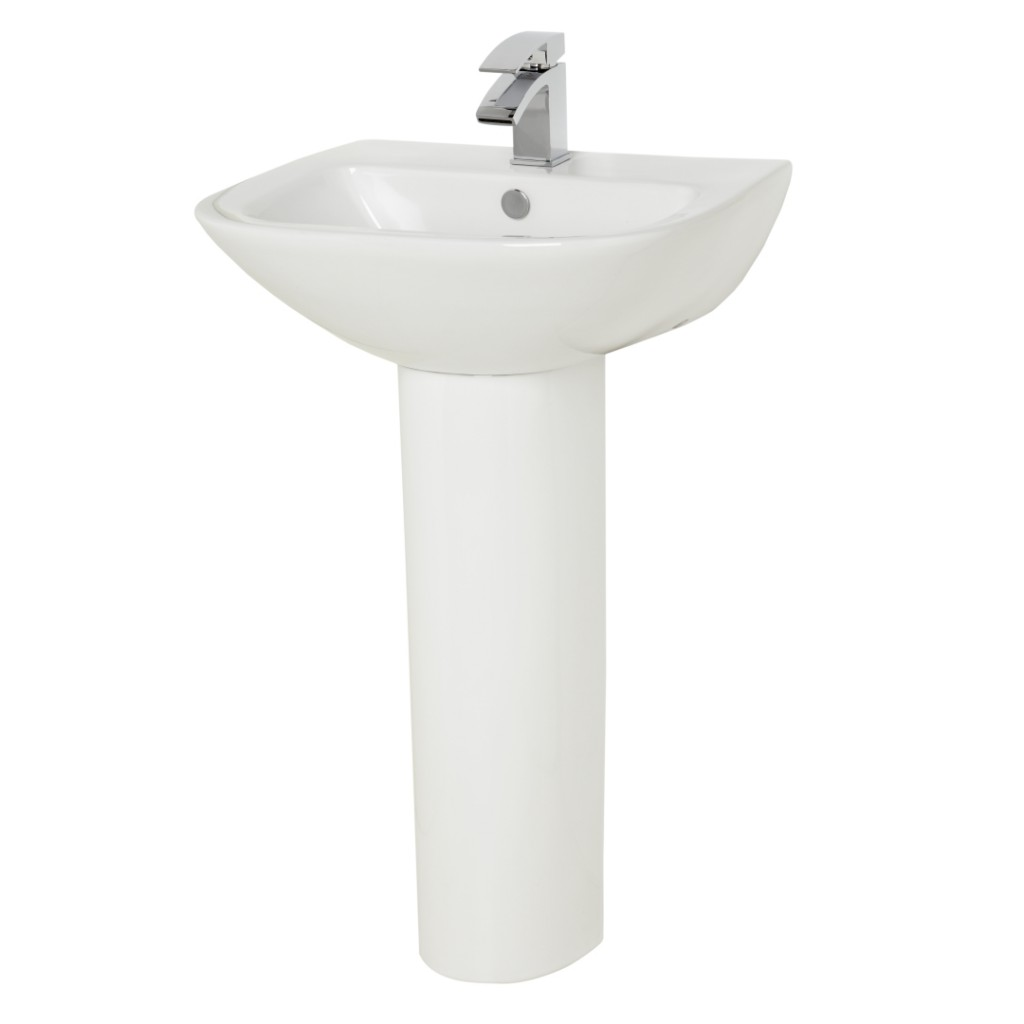 Mere Bathrooms Ellie Basin and Pedestal