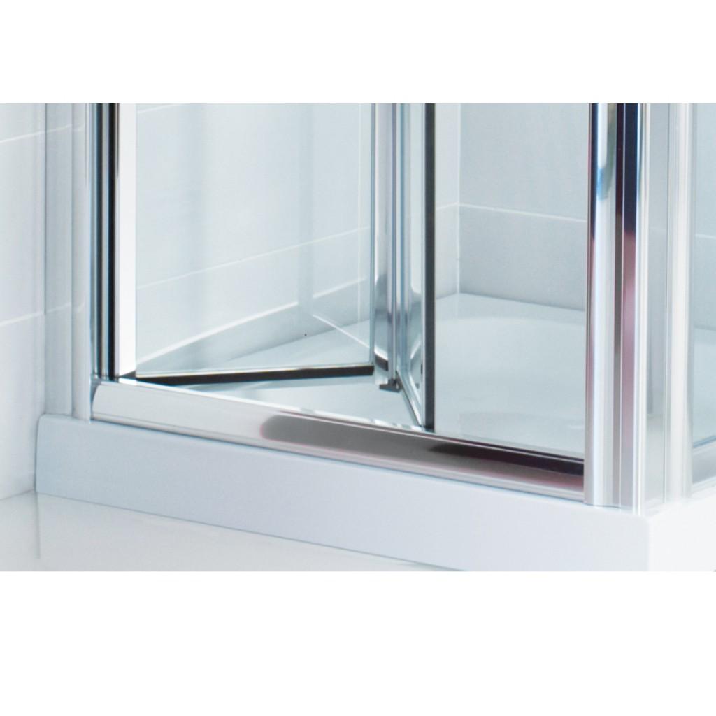Roman Showers Haven Bi-Fold Door - Baker and Soars