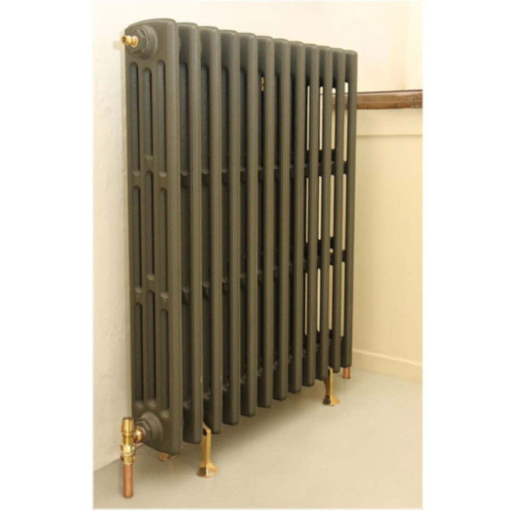 Aestus Rex 670mm Cast Iron Radiator