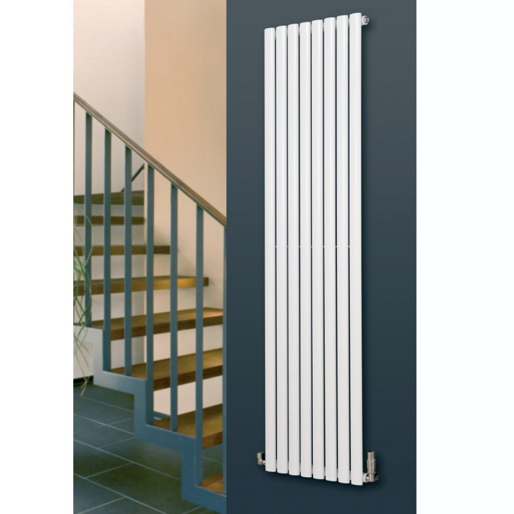 eucotherm nova single tube vertical radiator baker and soars. Black Bedroom Furniture Sets. Home Design Ideas