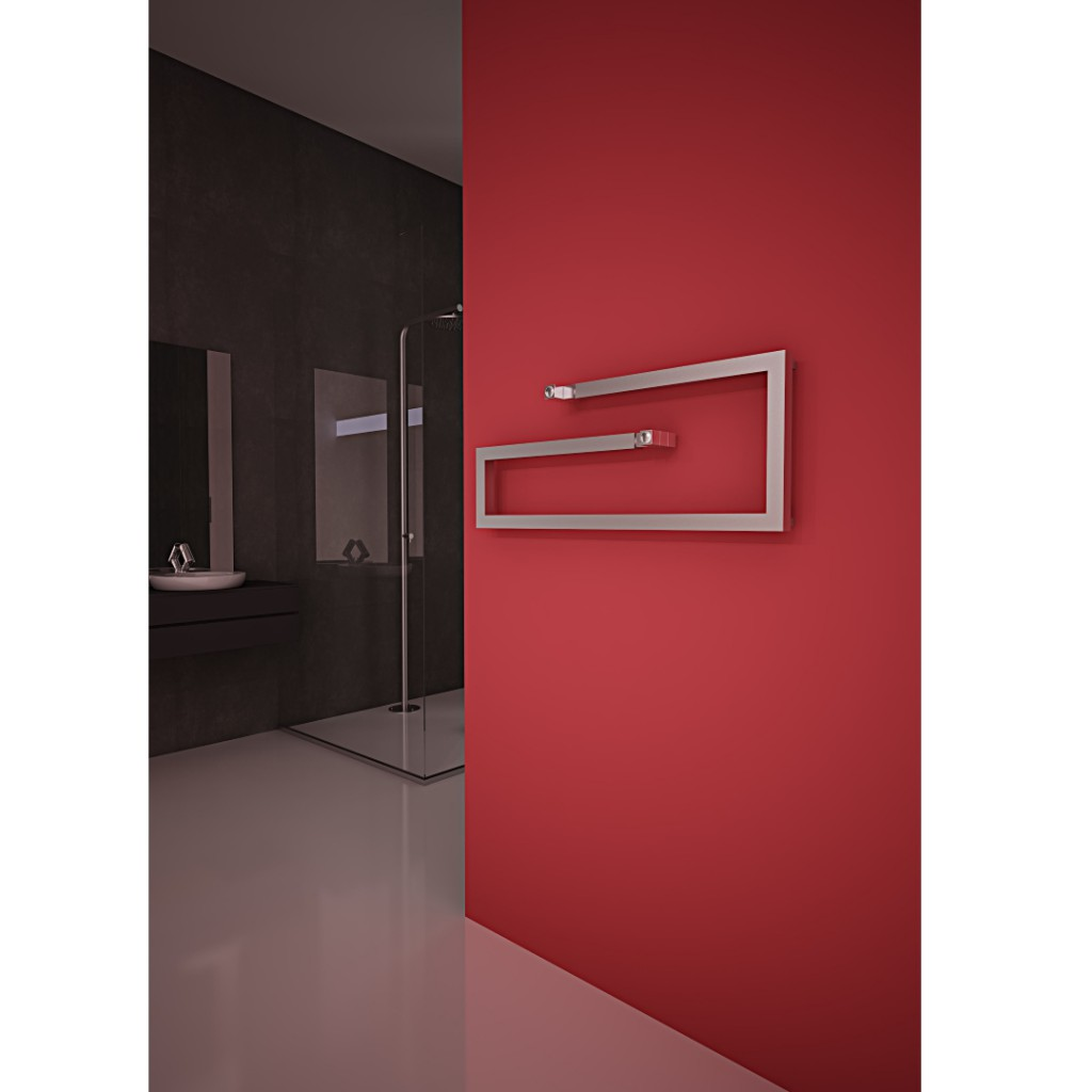 Carisa Klips Horizontal Stainless Steel Radiator