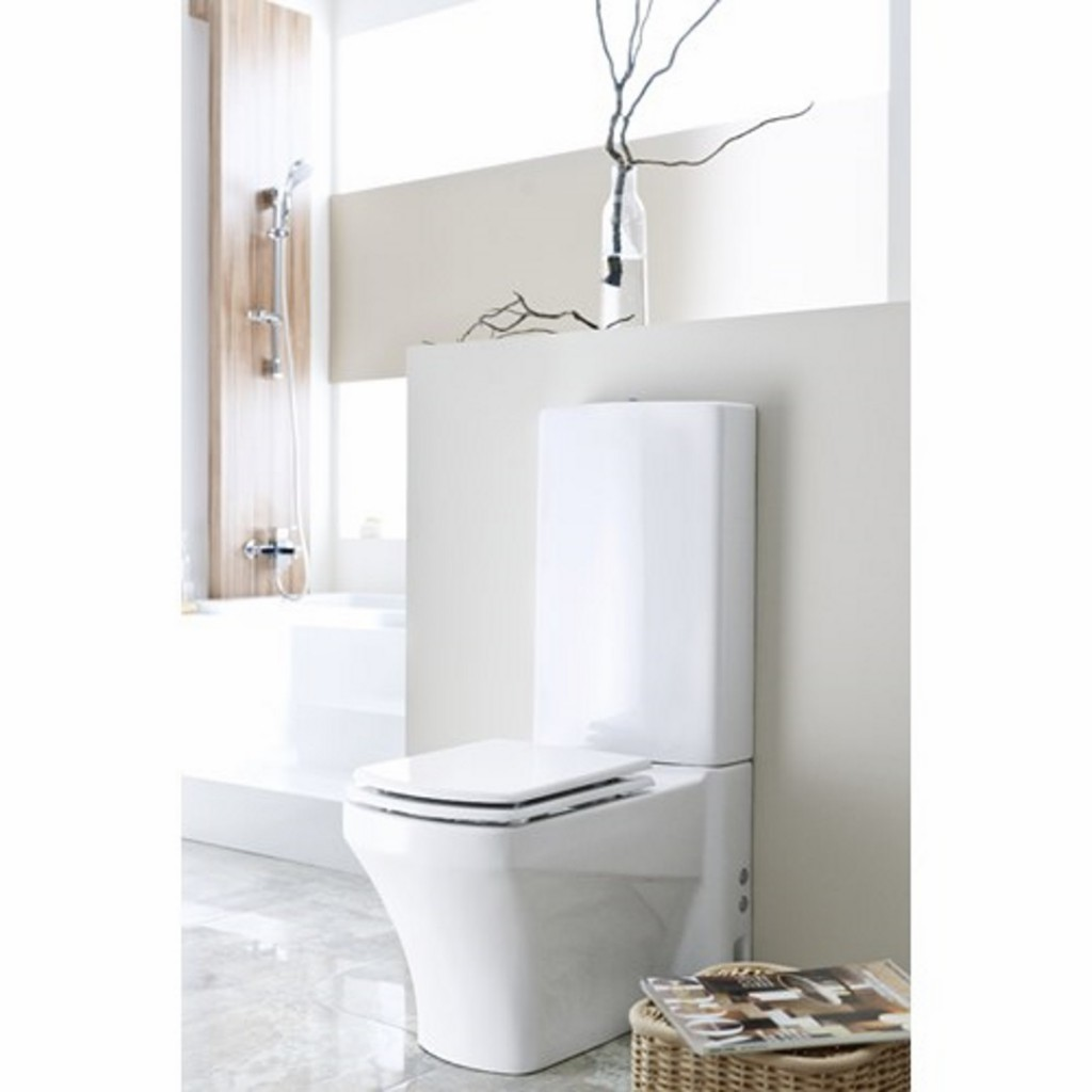 Swell Creavit Sorti Close Coupled Back To Wall Combined Bidet Sr310 00000 Dailytribune Chair Design For Home Dailytribuneorg