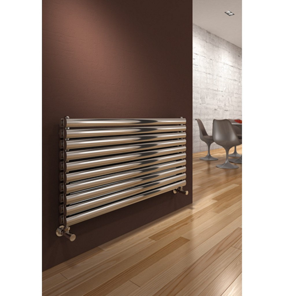 Reina Artena Single Stainless Steel Radiator