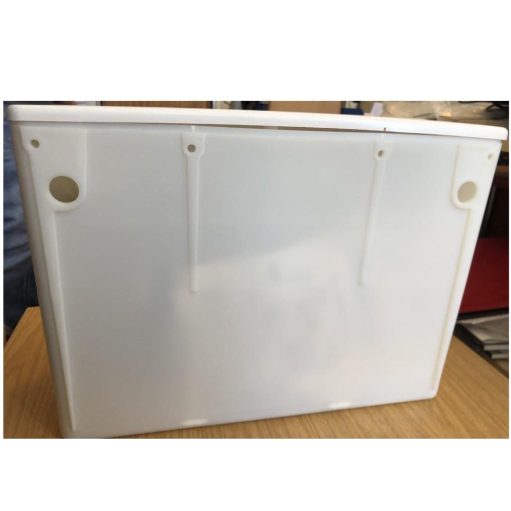 Dudley Pushflo Phantom 6 Litre Concealed Plastic...