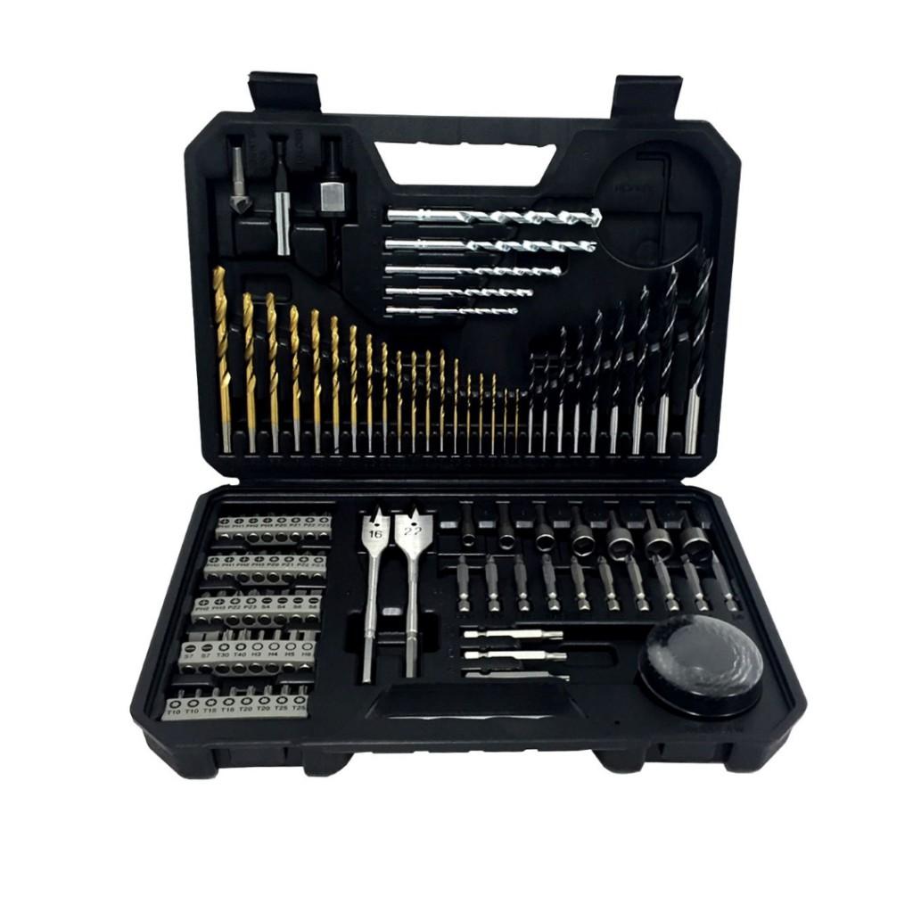 bosch drill bit set. bosch 103 piece power drill bit set