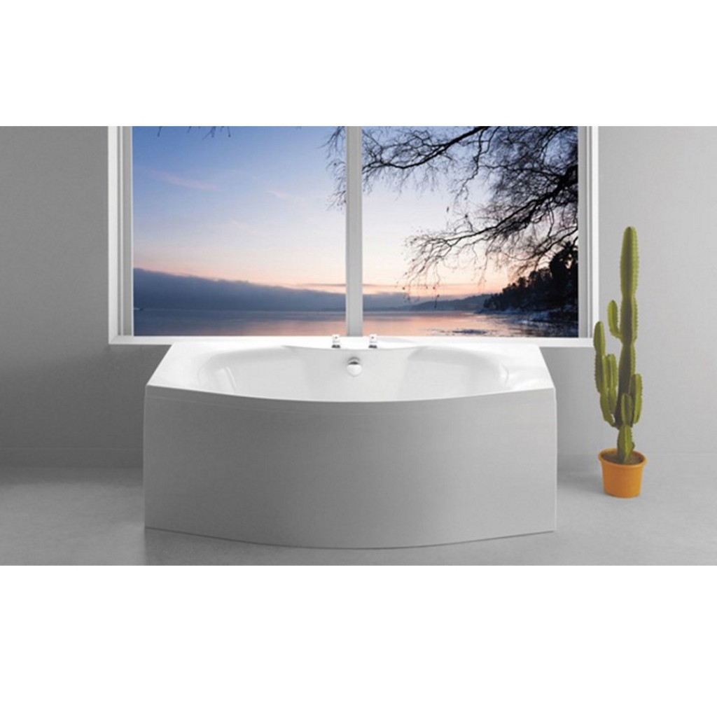 Carron Mistral Double Ended Bath 1800mm x 700mm