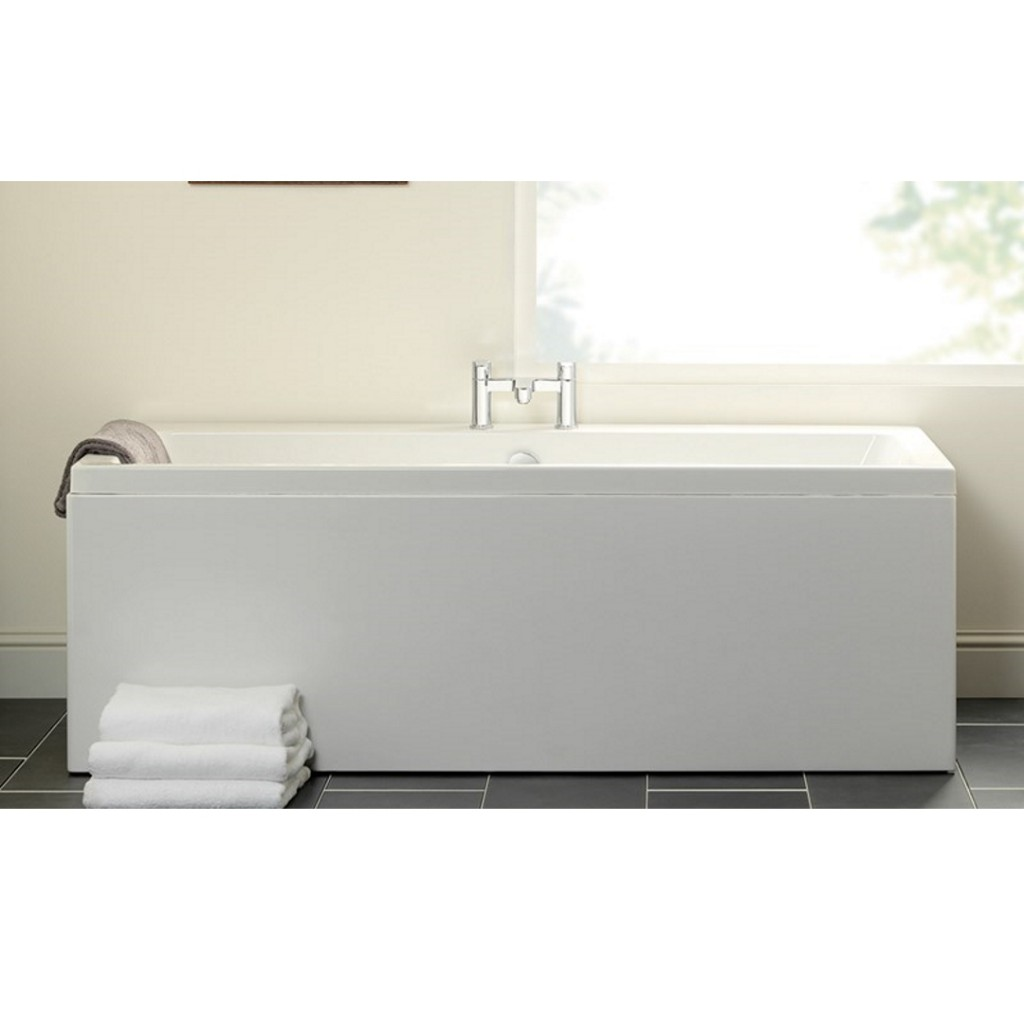 Carron Quantum Double Ended Bath 1700mm x 700mm