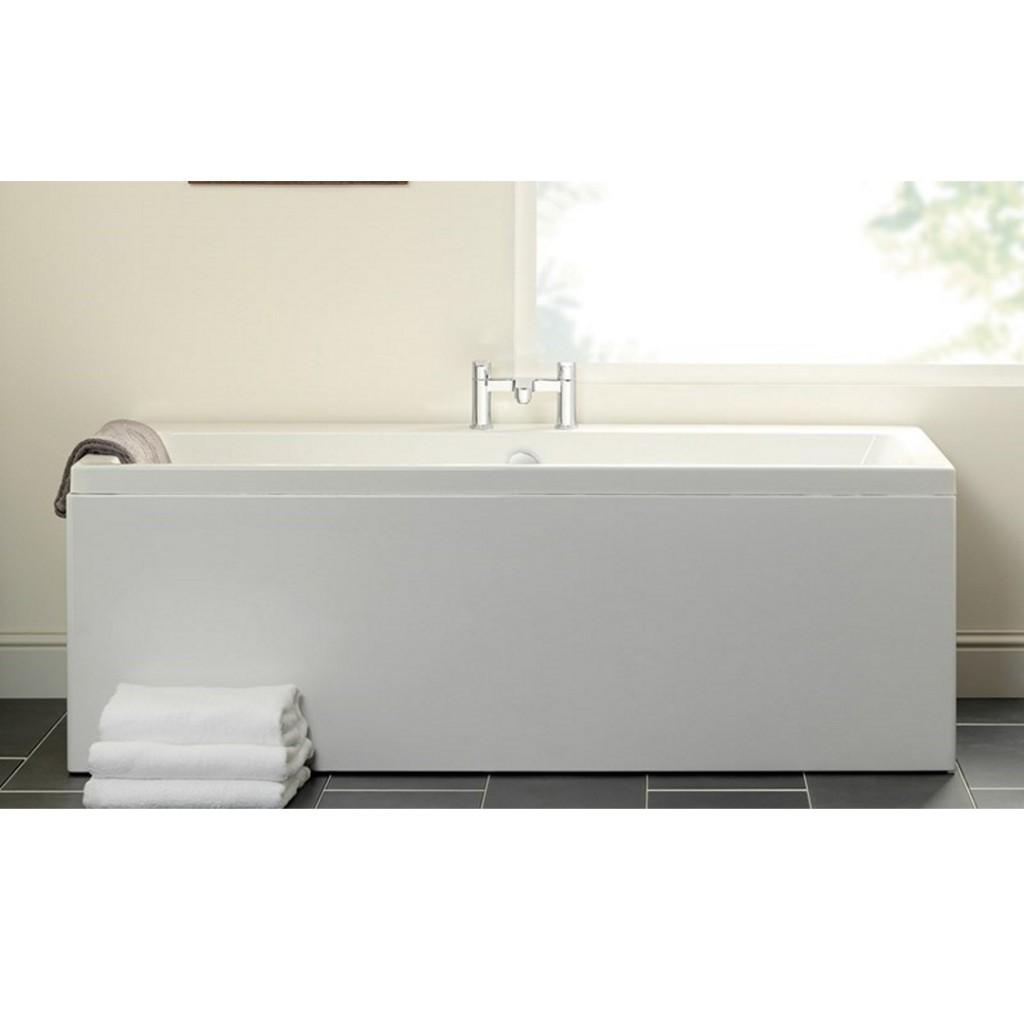 Carron Quantum Double Ended Bath 1700mm x 700mm