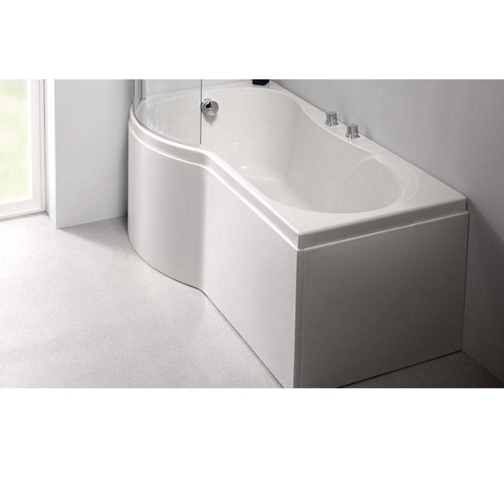 Carron Arc Curved Shower Bath