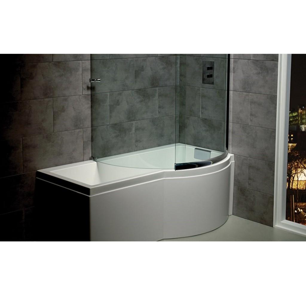 Carron Celsius Shower Bath 1700mm x 750mm