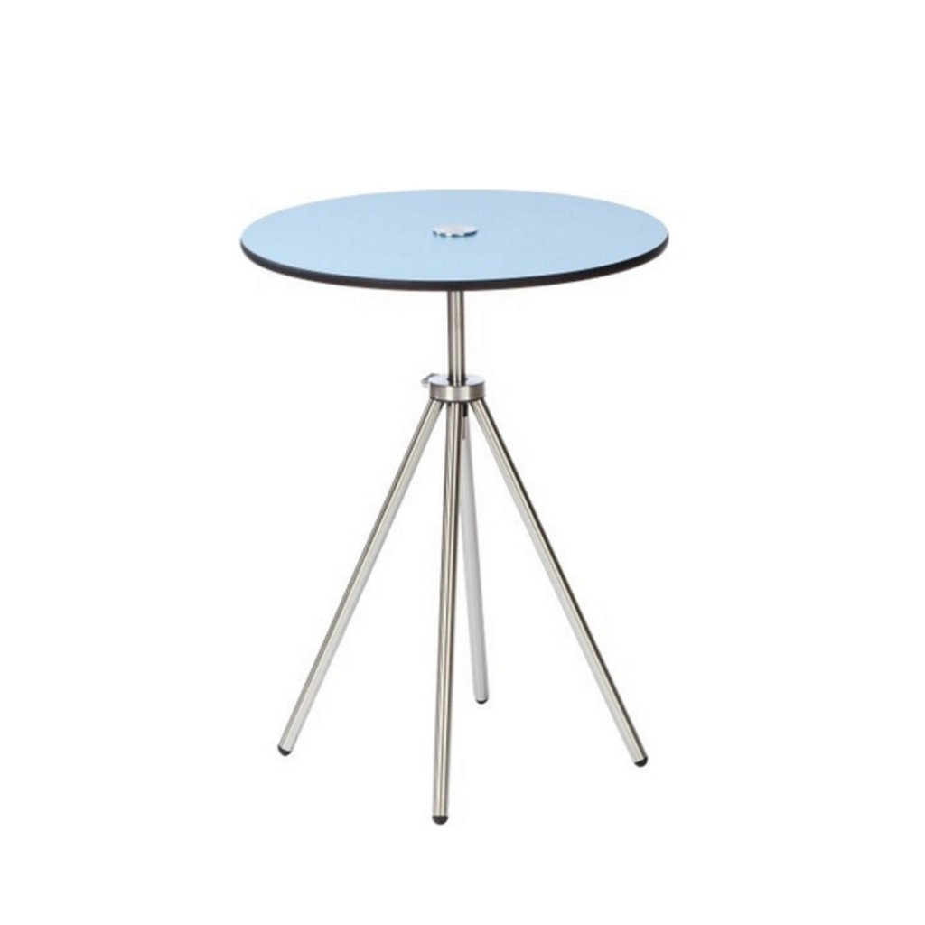 Zack Acron Side Table Blue 50772