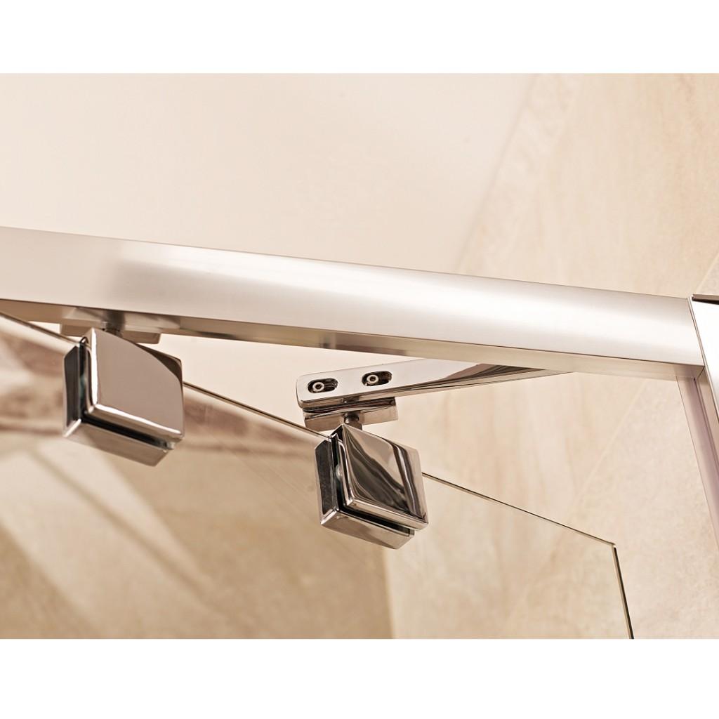 Roman Showers Lumin8 Inswing Door Shower Enclosure Baker