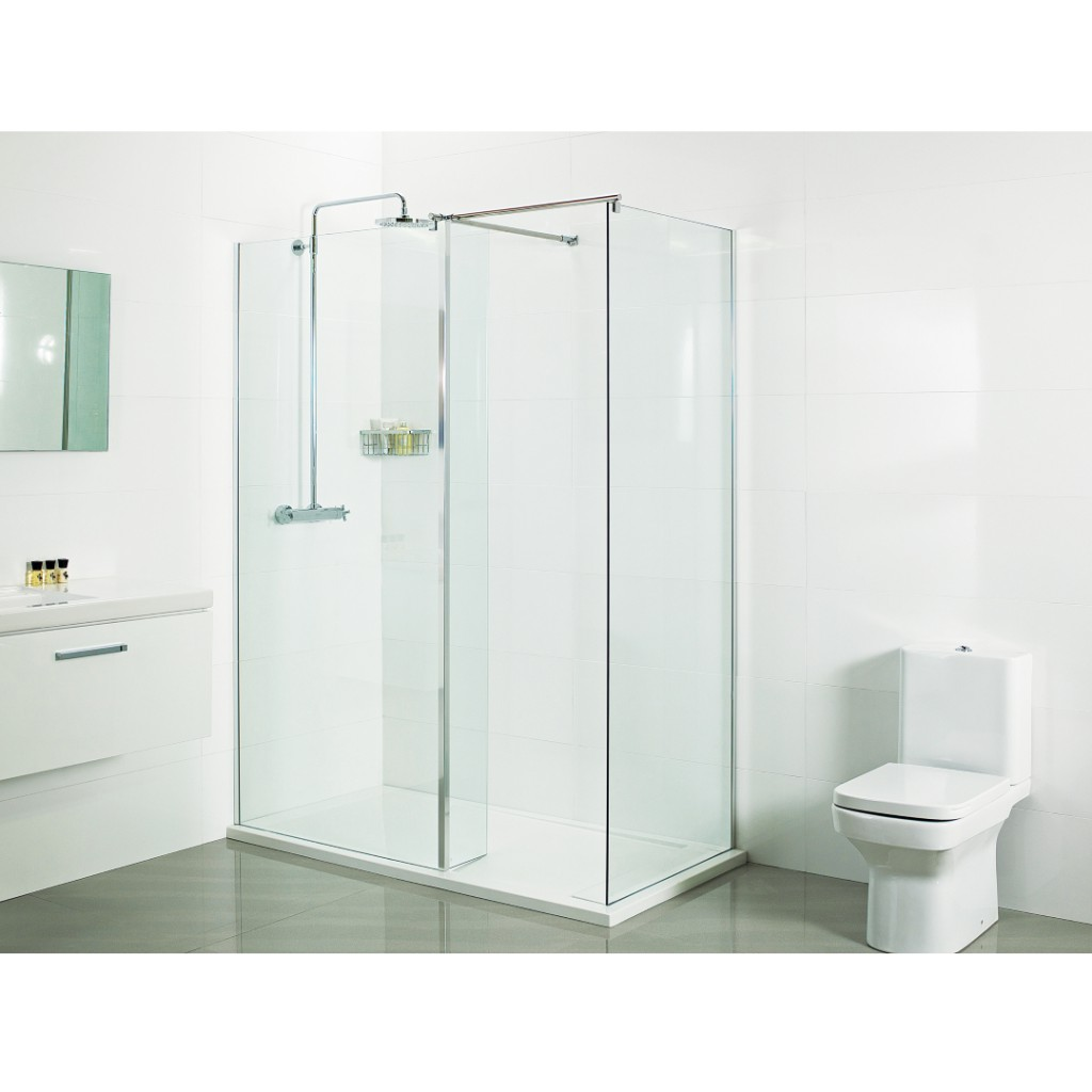 Roman Showers Select 10mm Wetroom Panels - Baker and Soars