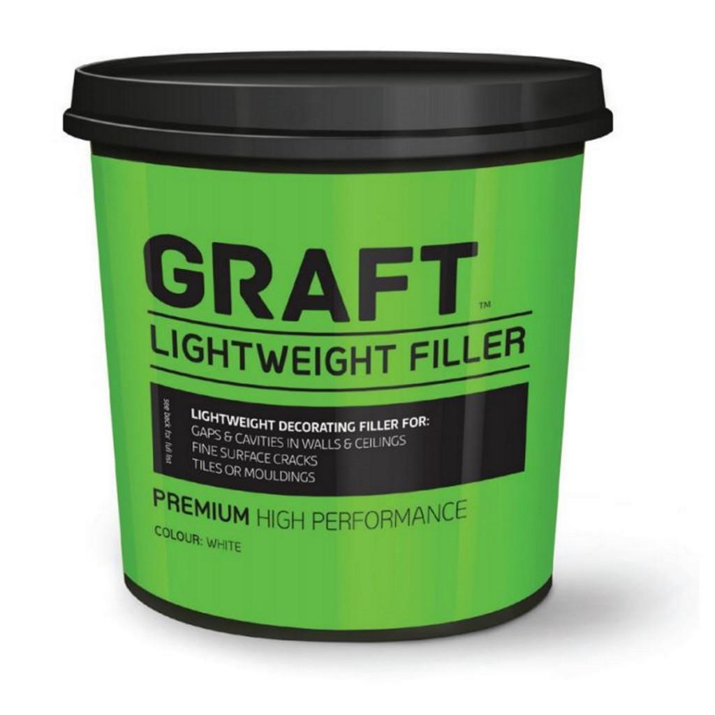 Graft Ultra Lightweight Decorating Filler