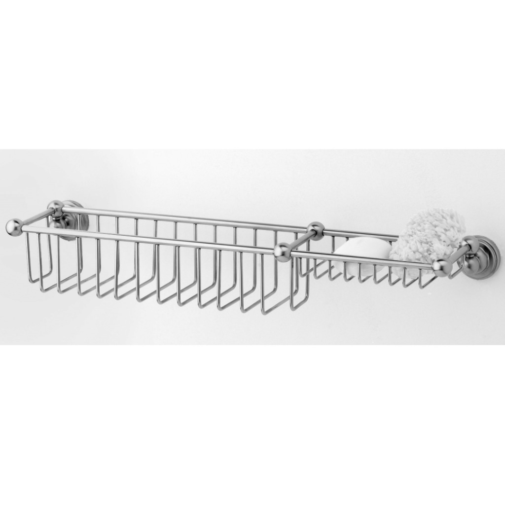 Perrin And Rowe Traditional 510mm Bottle Basket & Soap...