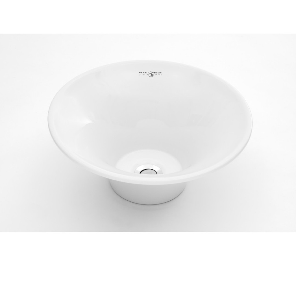 Perrin And Rowe Oriental Table Bowl without Overflow...