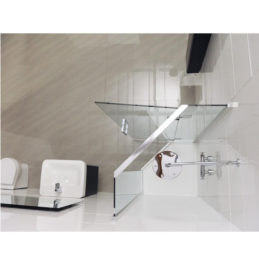 Roman Showers Neo Angle Tray