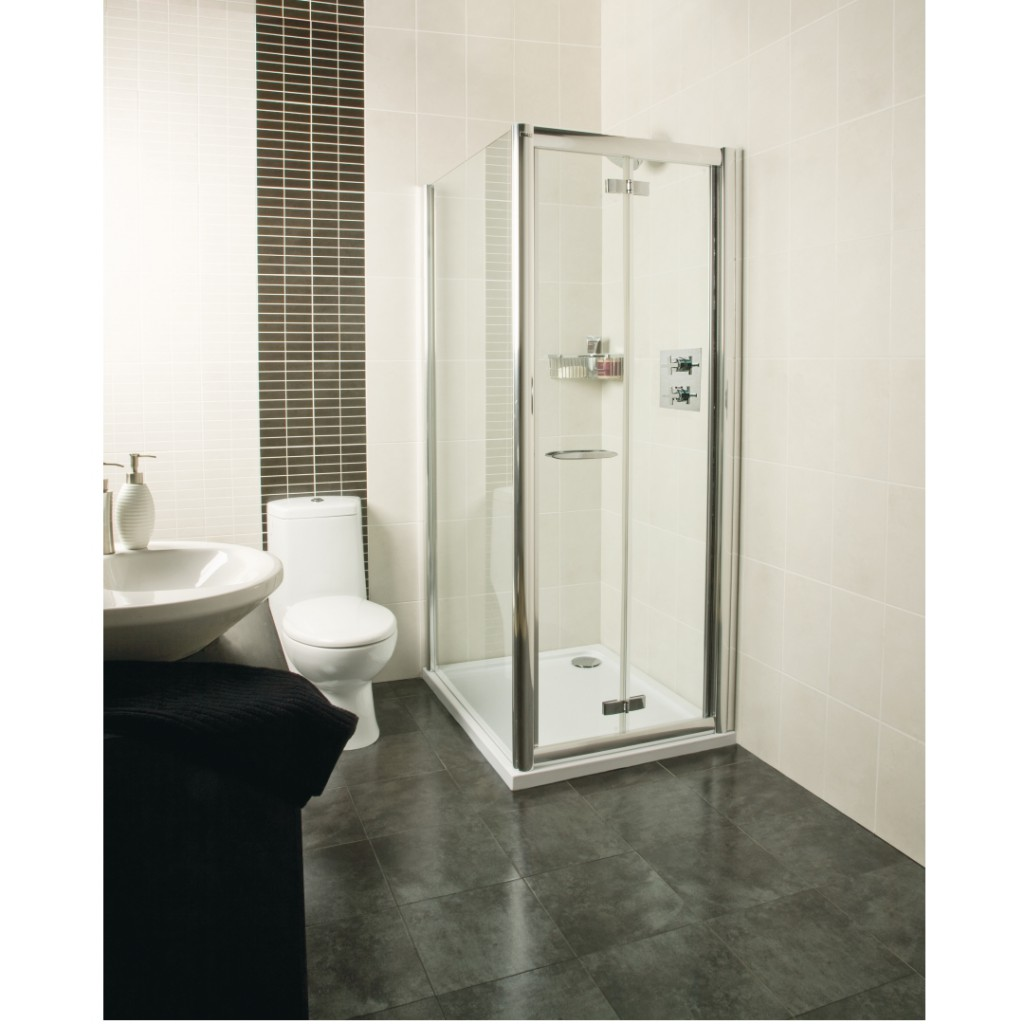 Roman Showers Square Shower Tray - Baker and Soars