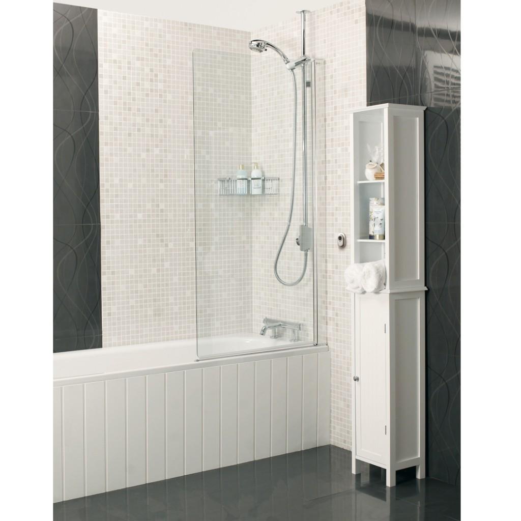 Roman Showers Embrace Bath Screen