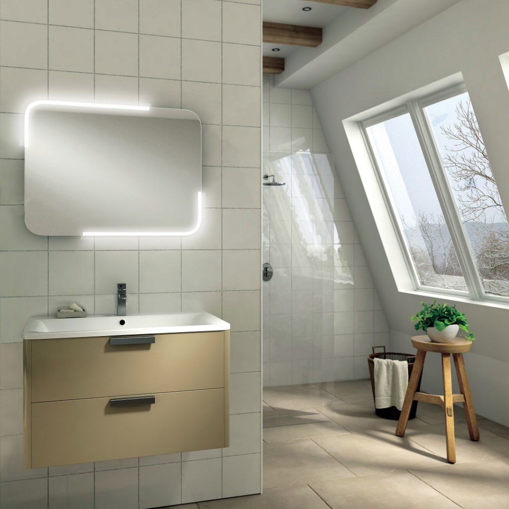 HiB Orb 60 LED Ambient Mirrors 78650000