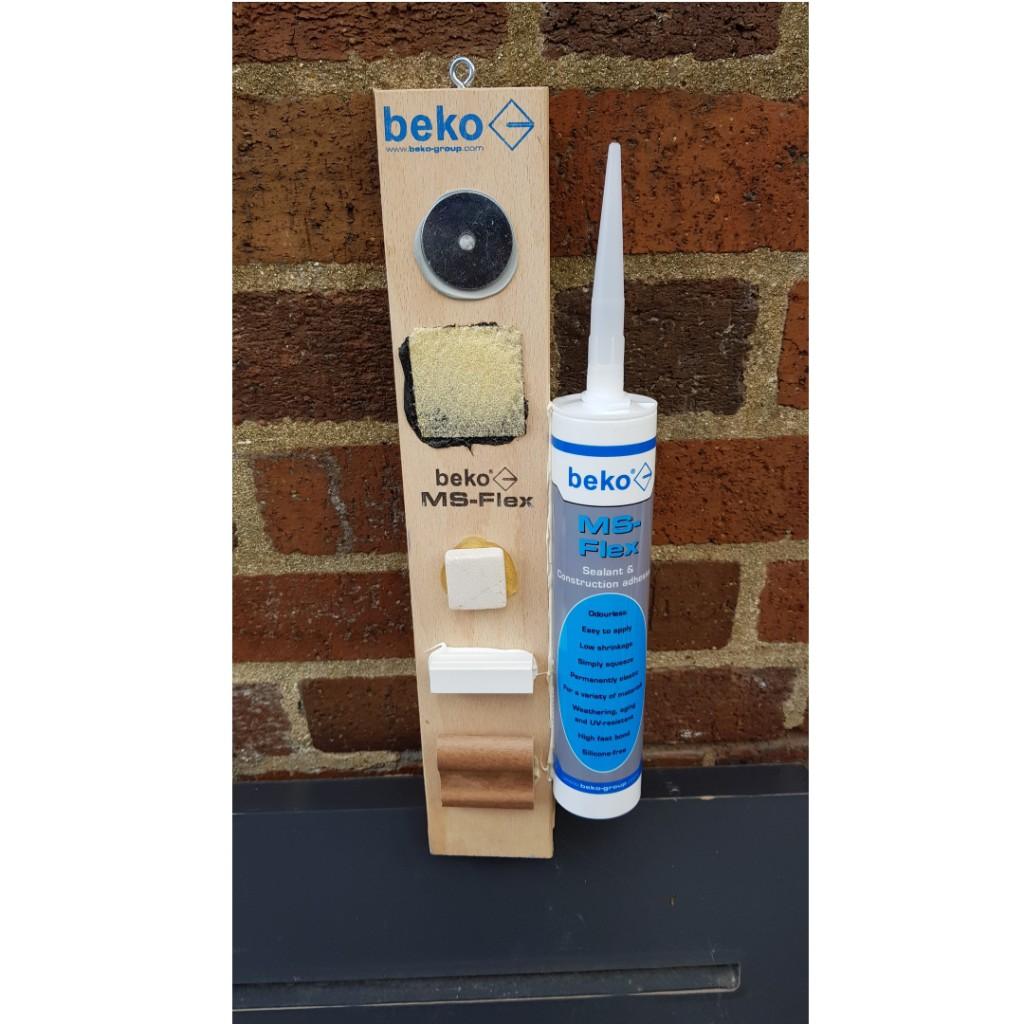 Beko MS-Flex Sealant and Construction Adhesive