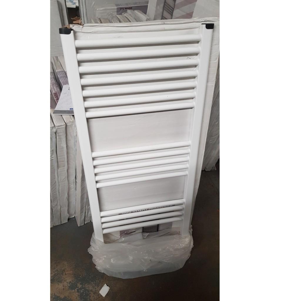 Wade White Heated Towel Rail 500mm x 1600mm