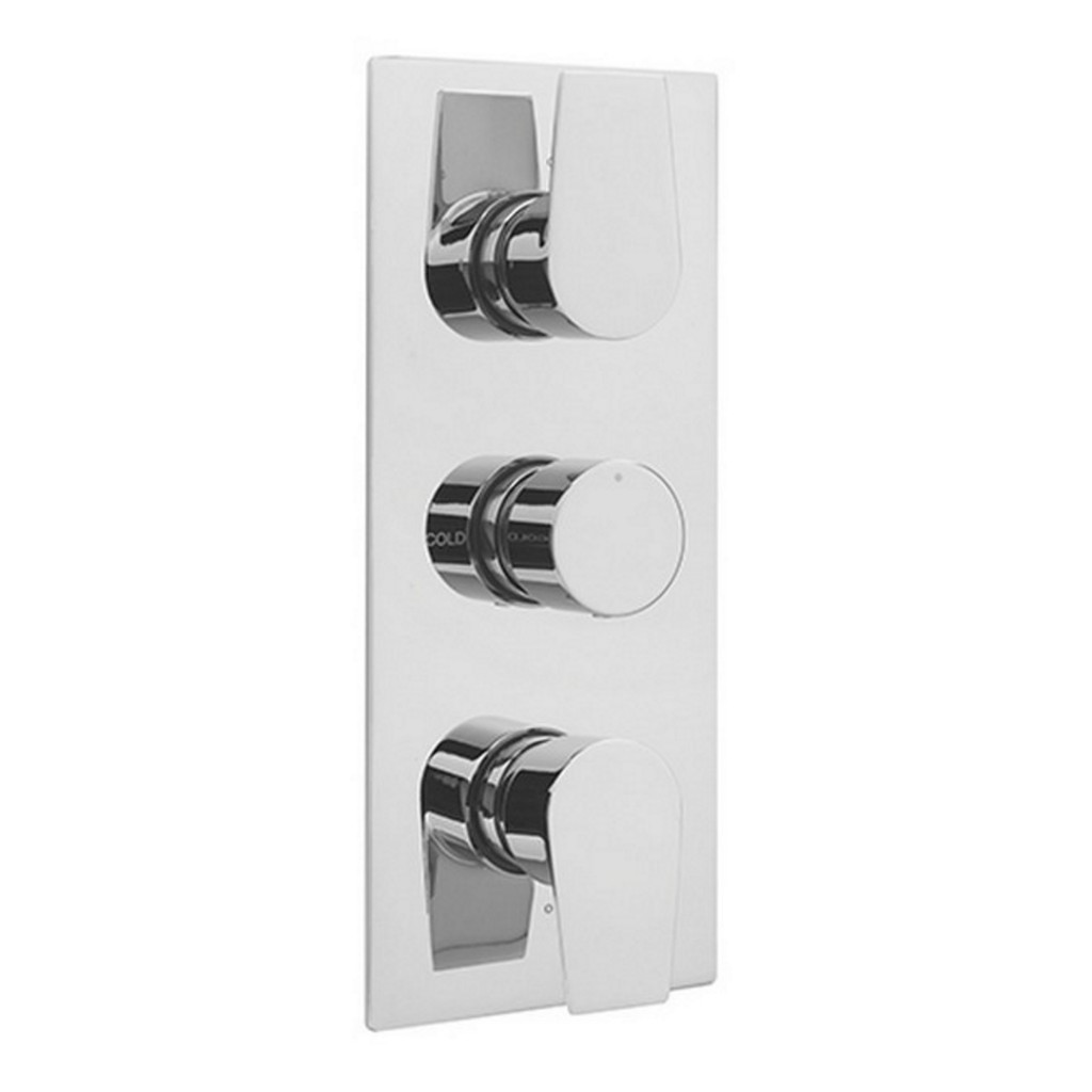 Sagittarius Bari Concealed Thermostatic Shower Valve BA-277-C