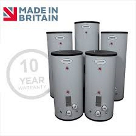 Fabdec Supercoil Indirect Vented Cylinder