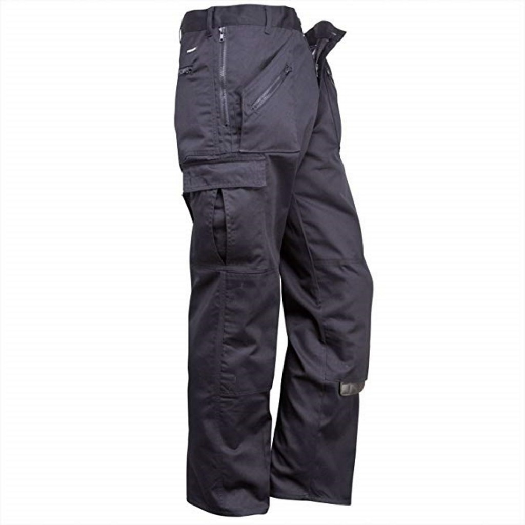 Action Trousers S887NAVY38