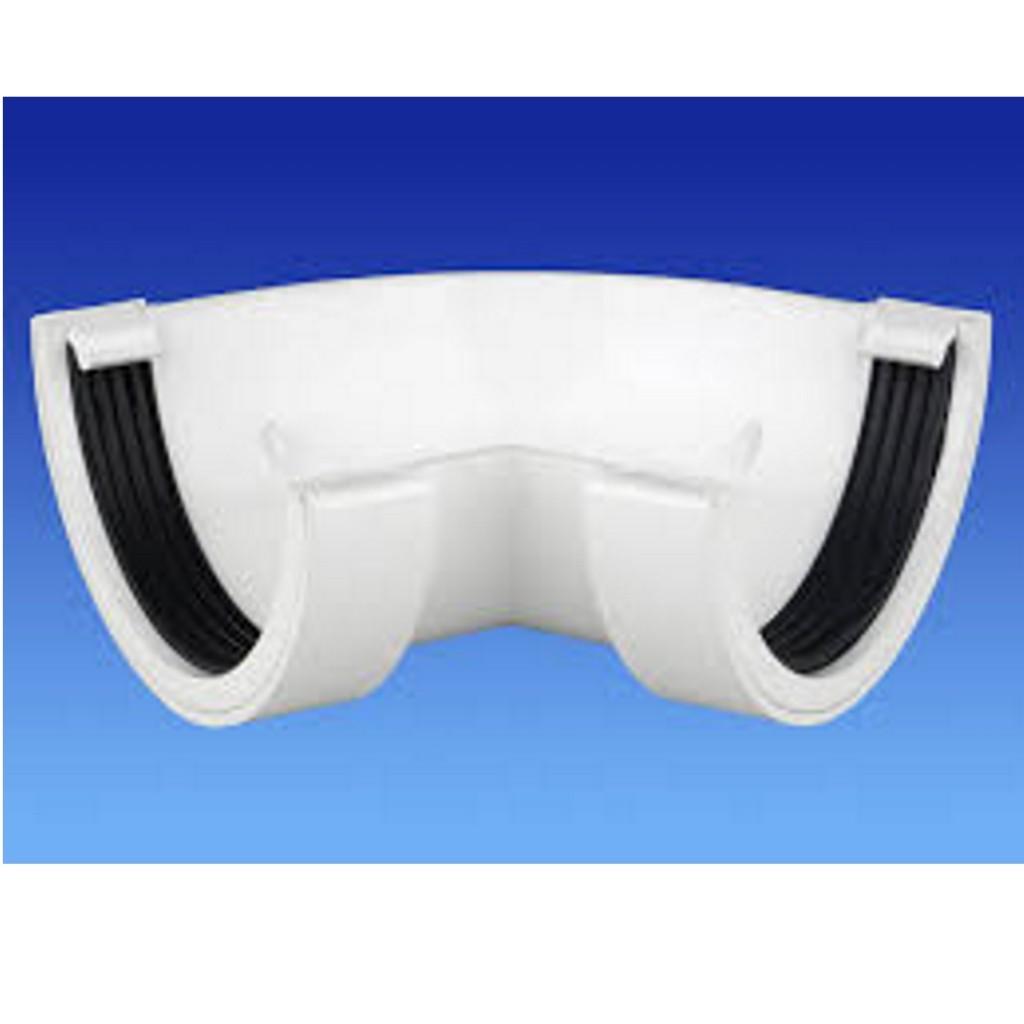Osma PVC-U 112mm Gutter Angles 0T016